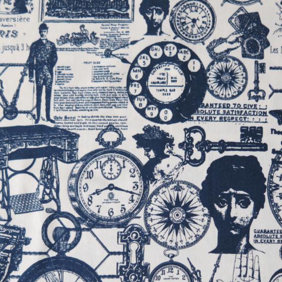 Tela estampada marina telas divinas tienda de telas - Decoracion marinera barata ...
