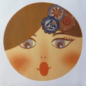 telas divinas-caras matriuskas-caras muñecas rusas-telas online-venta telas online