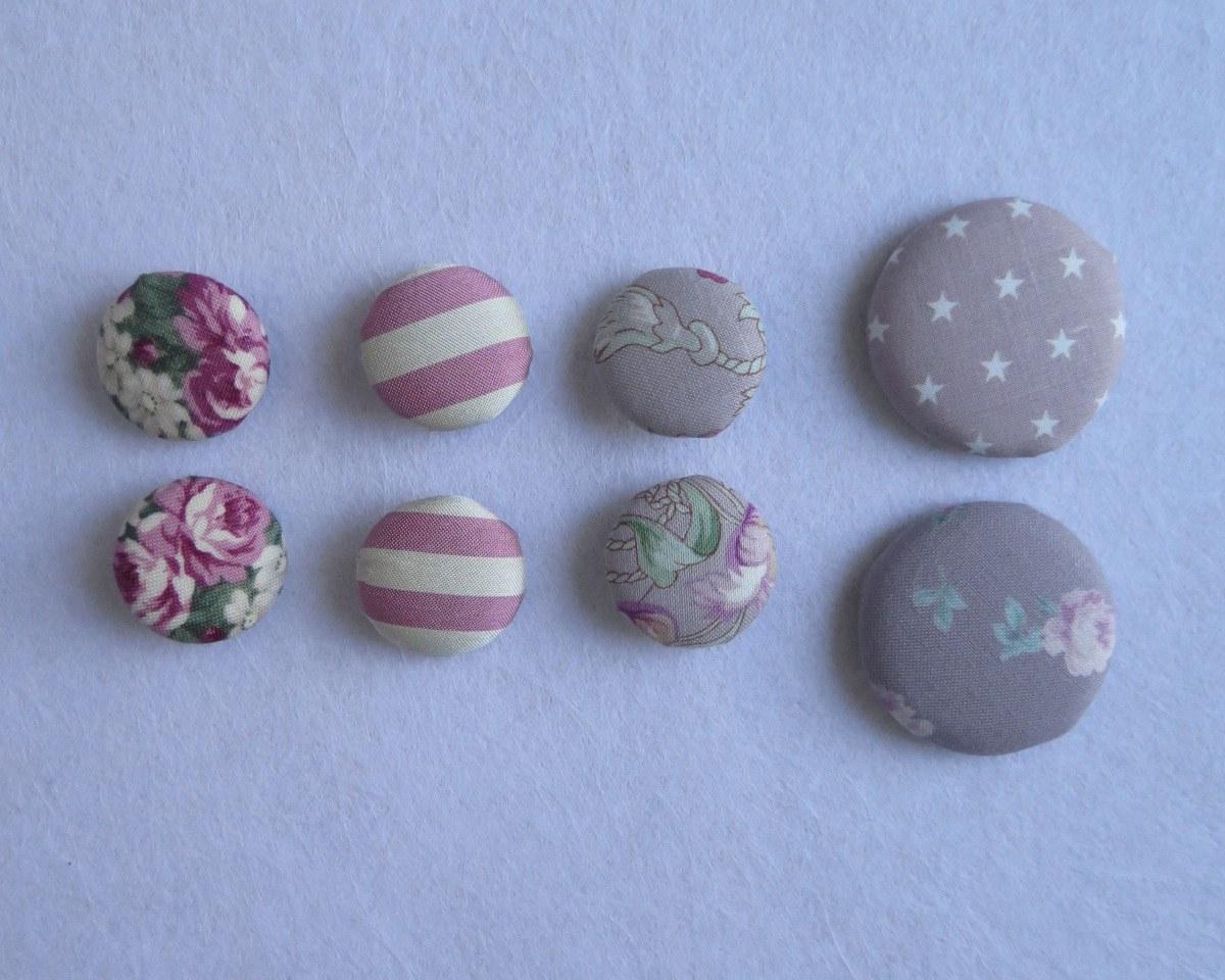 M quina de forrar botones telas divinas tienda de telas - Botones para forrar ...