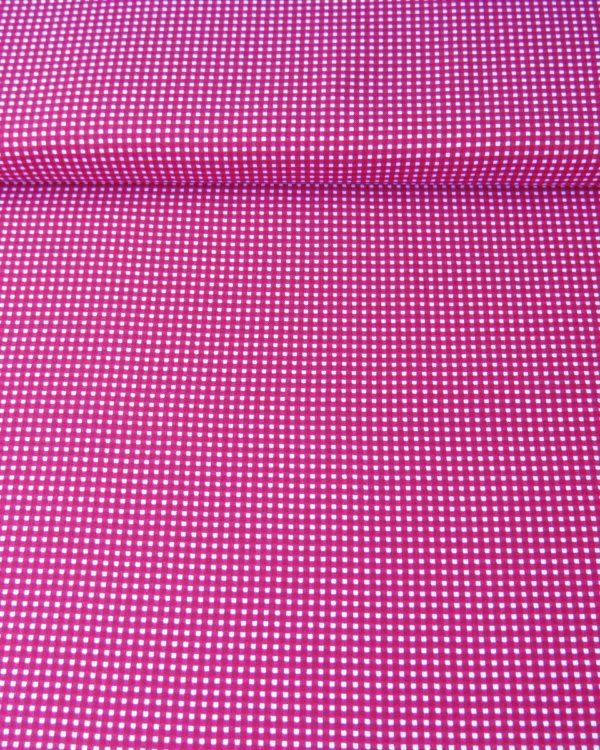 telas divinas-tela cuadritos vichi rojo-telas online-3
