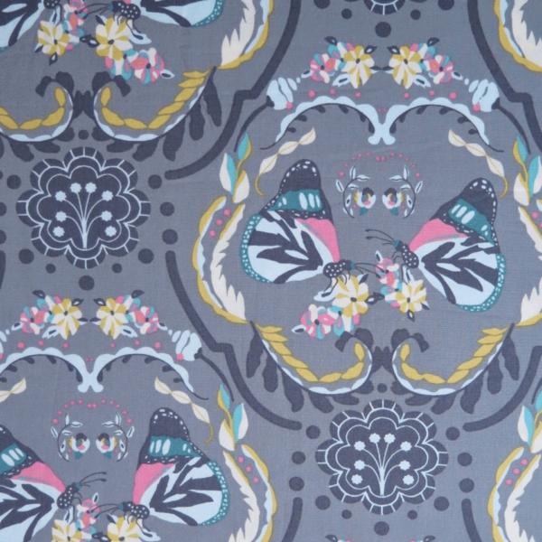telas divinas-tela floranvol gris-telas online