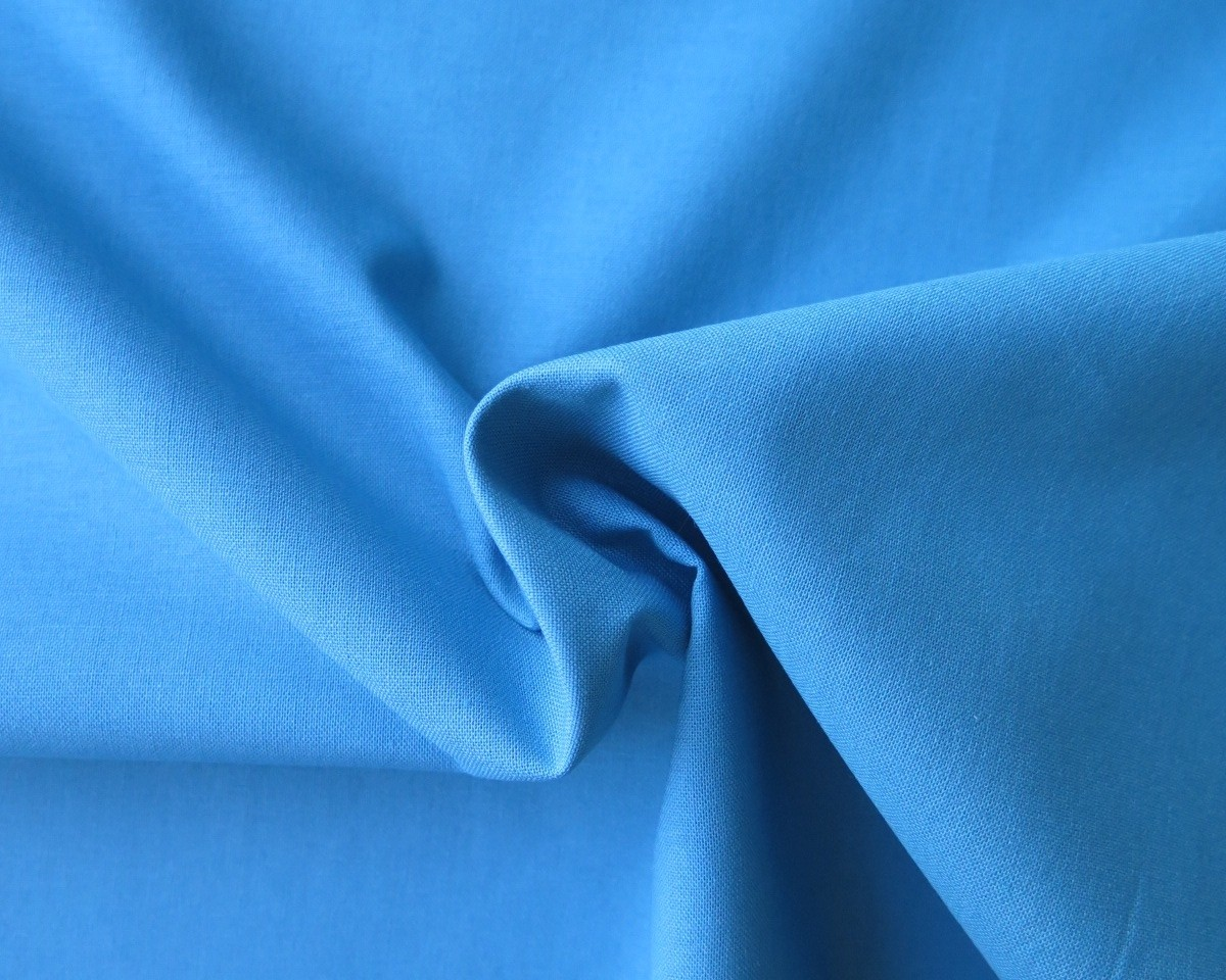 Tela lisa azul telas divinas tienda de telas - Telas de la india online ...