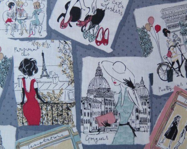 telas-divinas-tela-postales-paris-telas-online-venta-telas-online