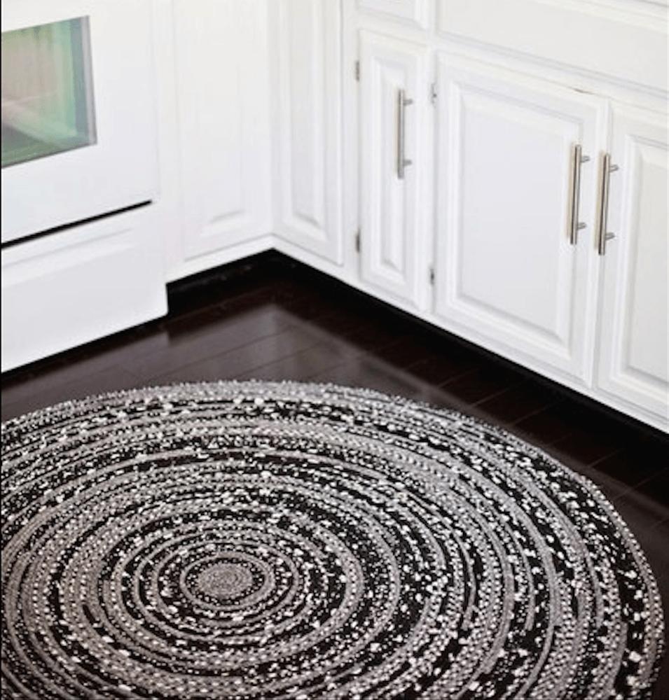 hacer una alfombra de telatelas divinas tienda de telas