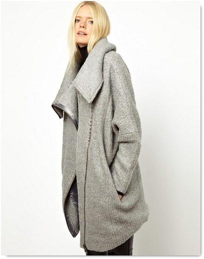 hacer abrigos de mujer