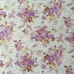 telas divinas-tela paño flores malva-telas baratas