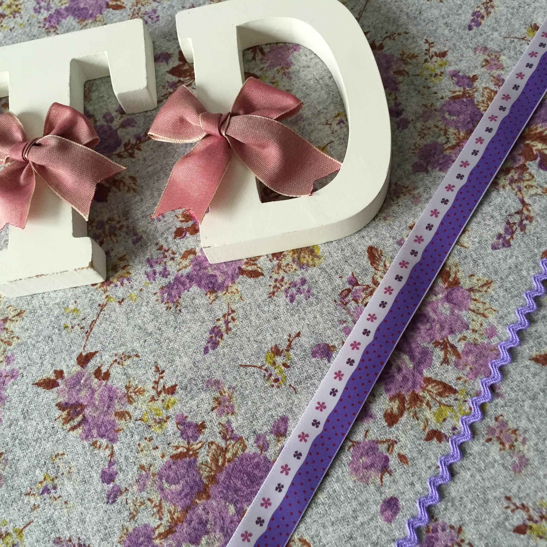 telas-divinas-tela-paño-flores-malva-telas-baratas
