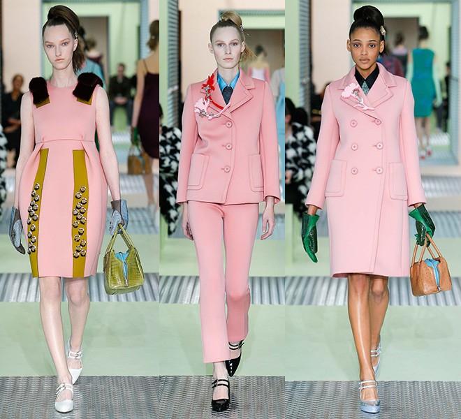 Colores de moda otoño invierno 2015-2016
