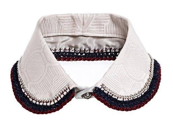 telas divinas-hacer un cuello collar