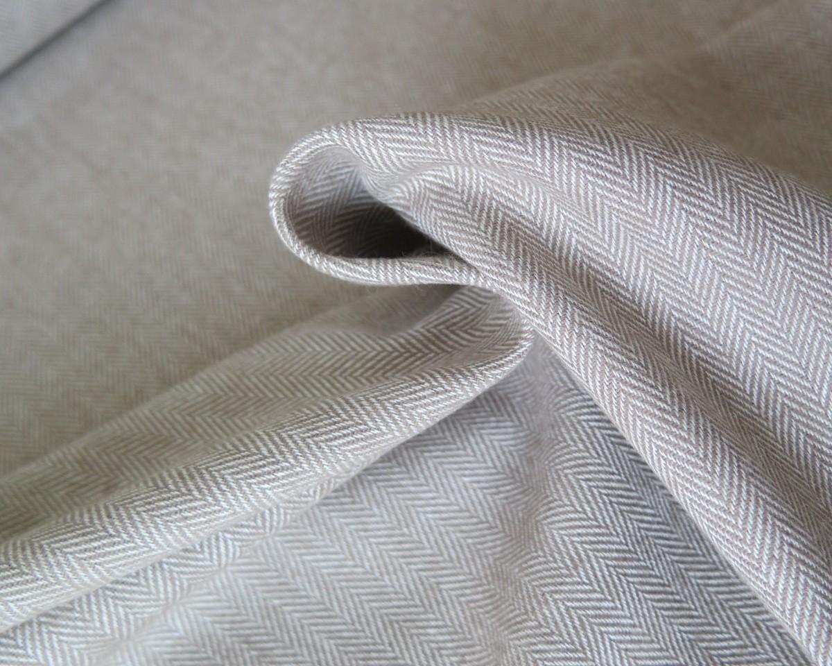 Tela algod n tweed de espigas con un tacto muy suavetelas - Muestrario de telas para ropa ...