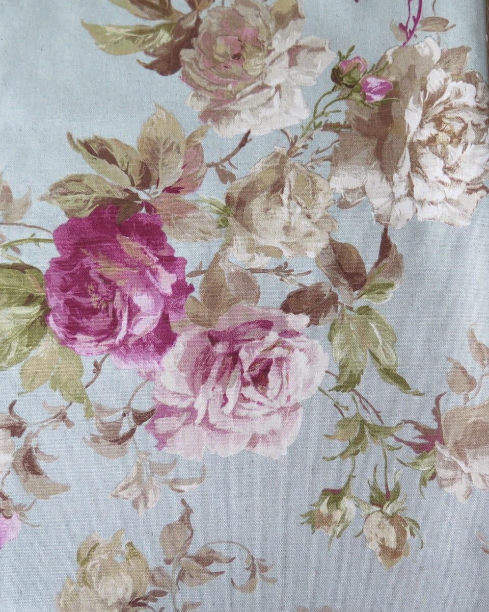 Tela estampada florestelas divinas tienda de telas online - Telas estampadas para cortinas ...