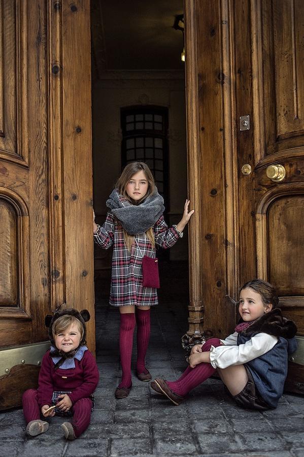 telas divinas-tendencias otoño invierno para los peques