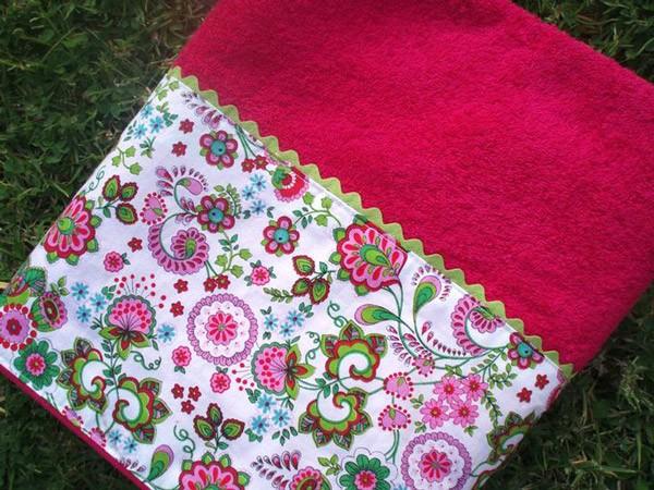 Decorar con telastelas divinas tienda de telas online for Apliques para toallas