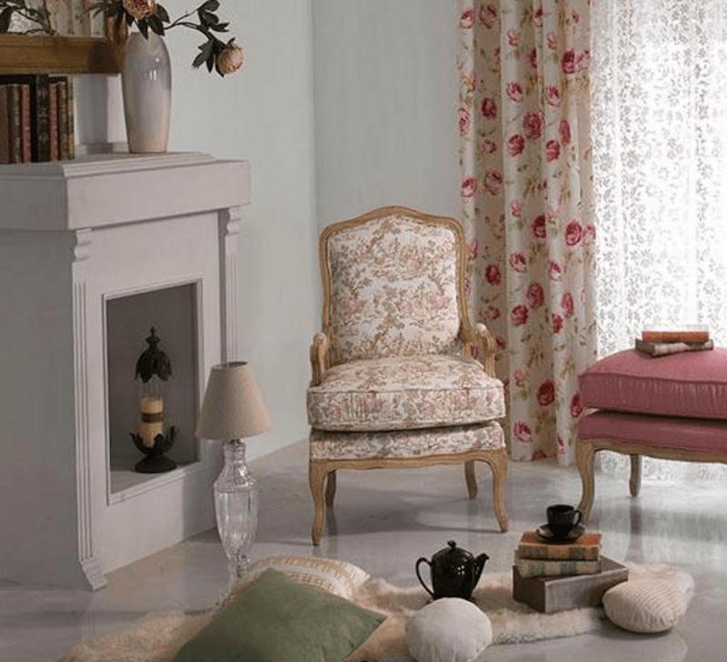 Tela toile joui acilo beige perfecta para ropa - Telas tapiceria madrid ...