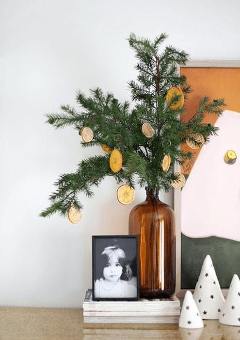 telas divinas-adornos de Navidad