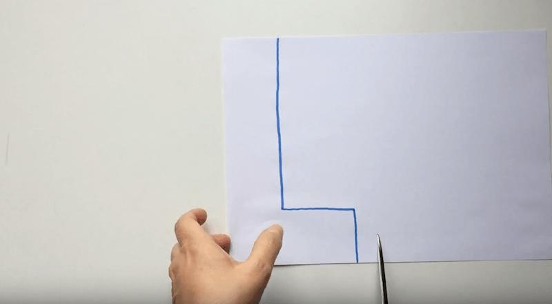 telas divinas-hacer letras de tela