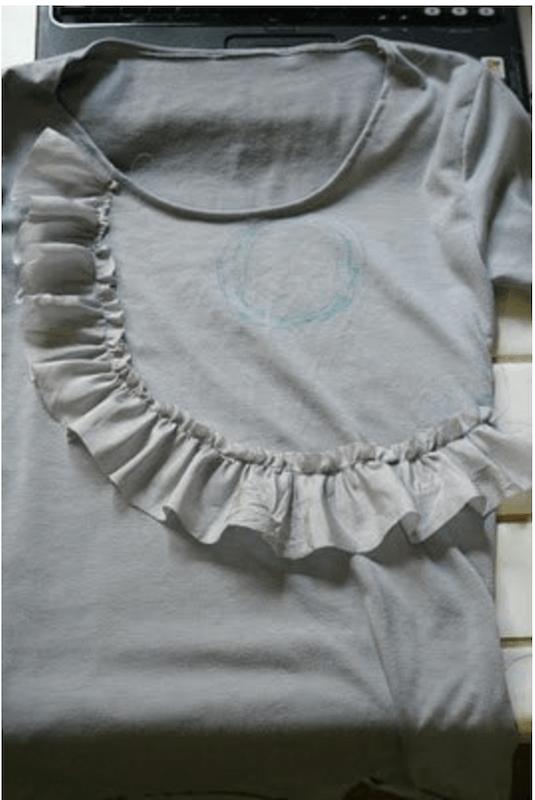 telas divinas-transformar camiseta