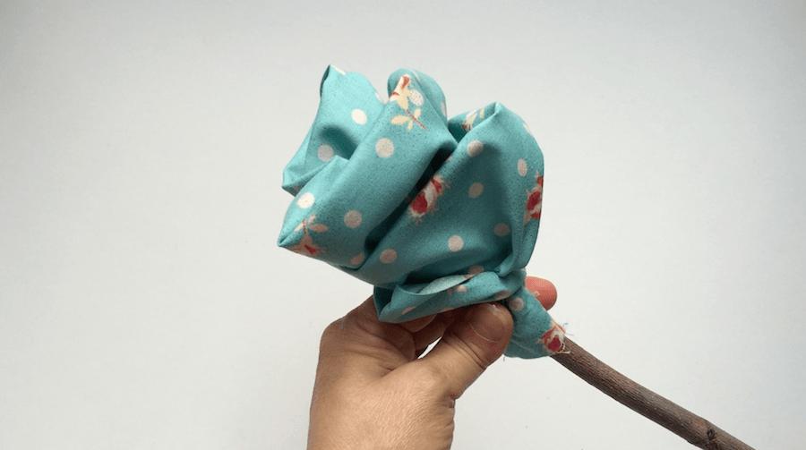 telas divinas-como hacer flores de tela-9