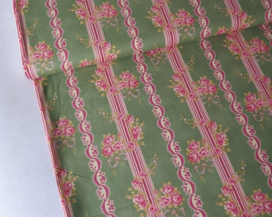 telas divinas-tela fanny-tela fanny flores rayas