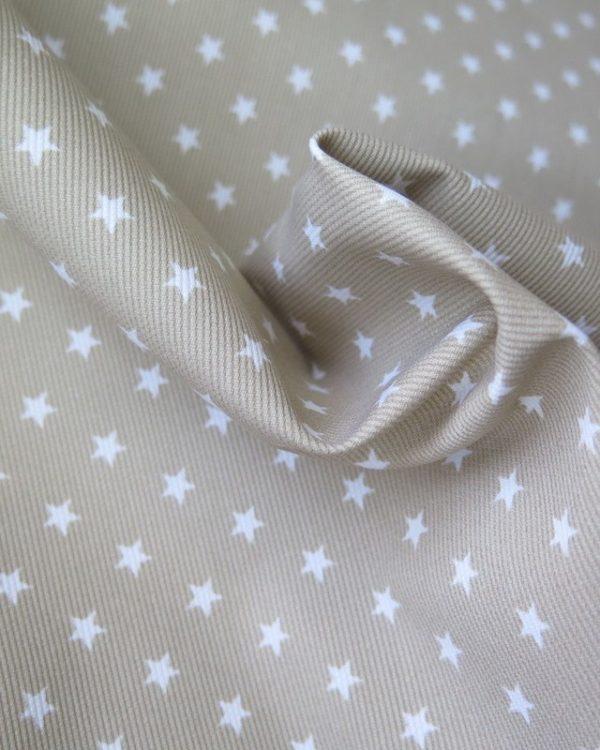 tela canutillo estrellas