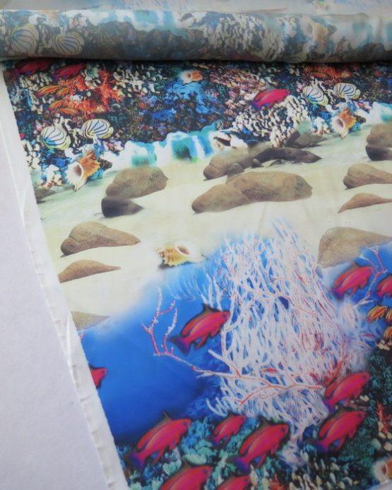 tela peces