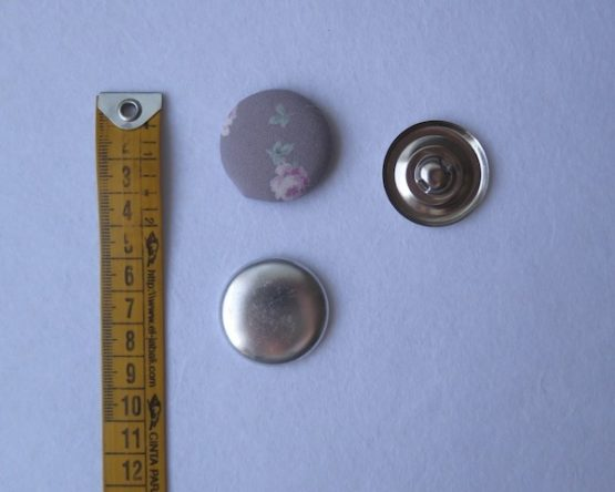 botones de 34mm para forrar