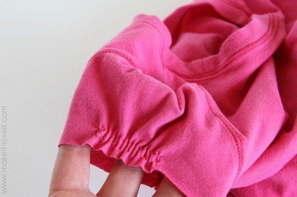 customizar una camiseta de niña