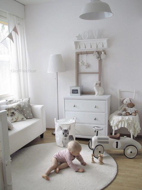 las habitaciones de los niños