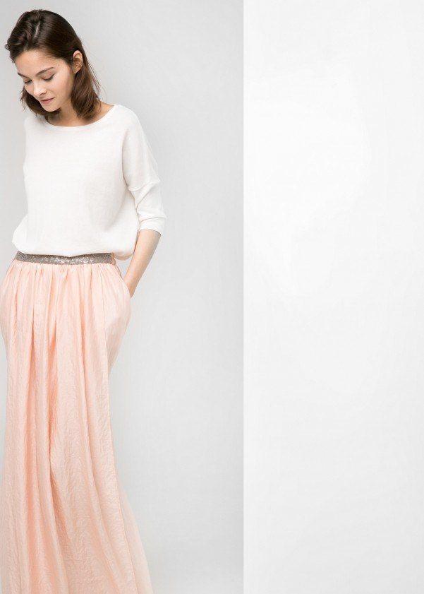 tendencias-faldas-para-mujer-primavera-verano-2014-falda-larga-satinada-mango-e1399299080860
