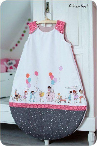 ideas para hacer sacos de bebs
