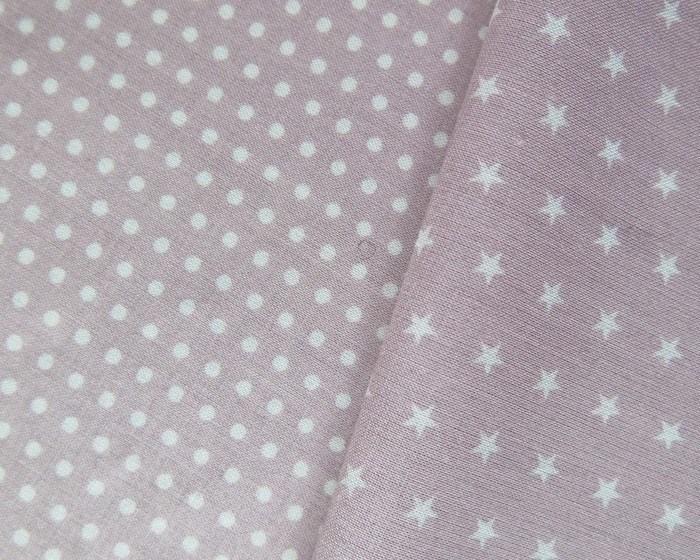 telas divinas-tela estrellitas rosa palo-tela lunares rosa palo-telas online-telas baratas-1