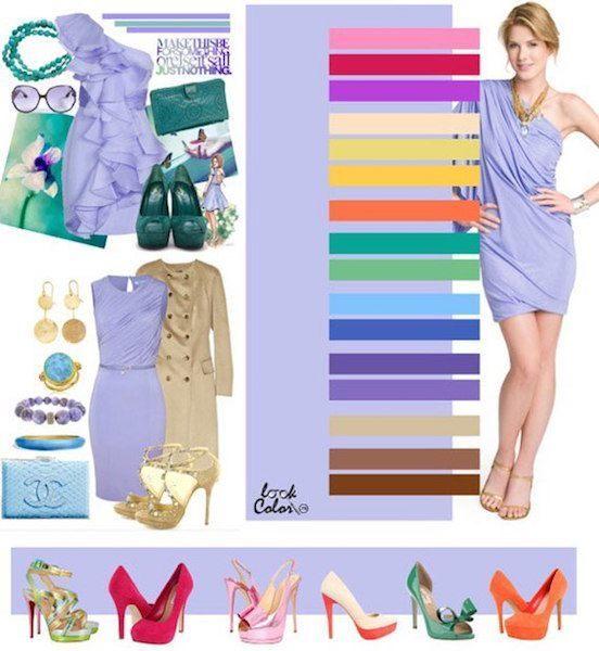 ideas para combinar colores