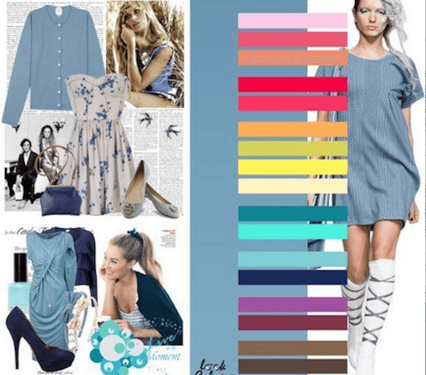 IDEAS PARA COMBINAR COLORES