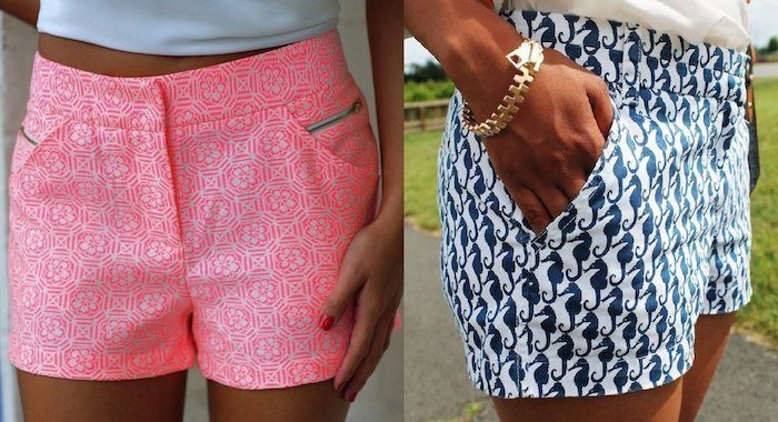 f05257371852 Patrones para hacer pantalón corto de verano.