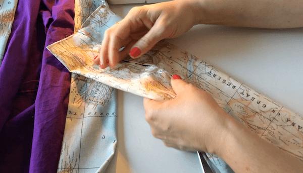 cómo hacer un bolso tote bag