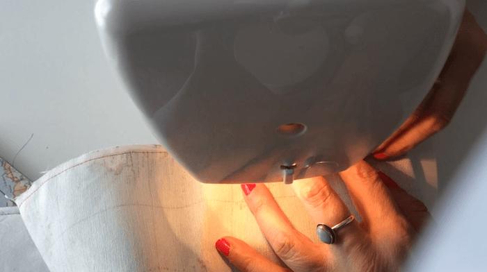 como hacer bolsa de aseo
