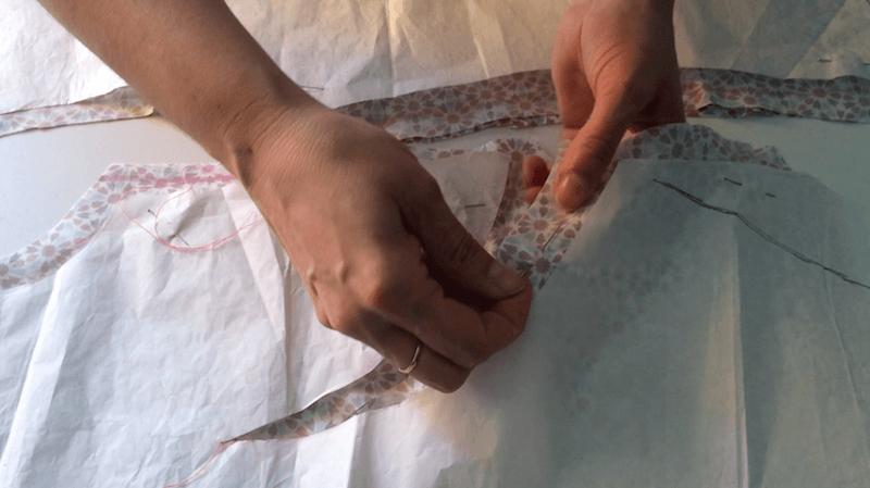 tutorial para hacer blusa sin mangas