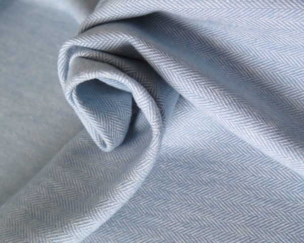 tela algodon tweed espigas