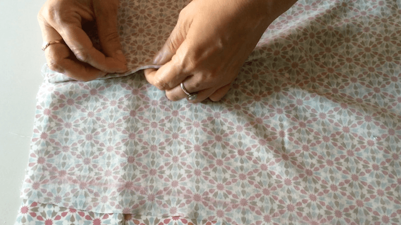 cómo hacer una falda
