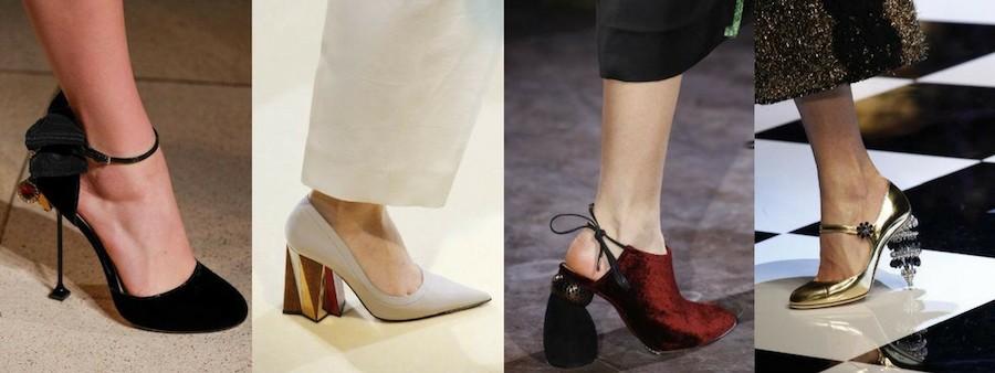 tendencias de calzado otoño invierno