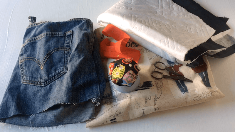 hacer funda para la máquina de coser