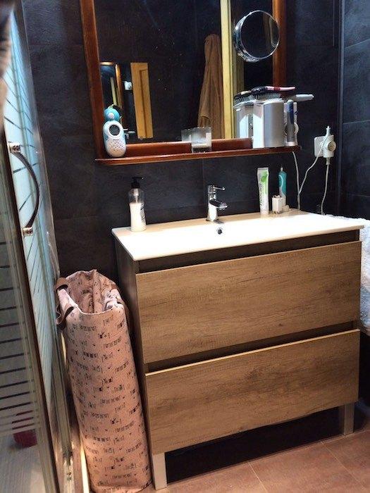 Como hacer un mueble para ropa sucia - Como hacer un mueble de bano ...