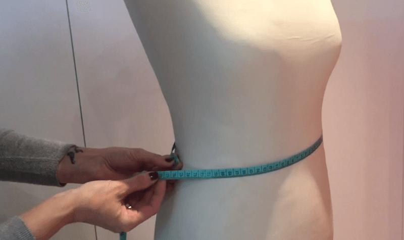 cómo adaptar un maniquí a tus medidas