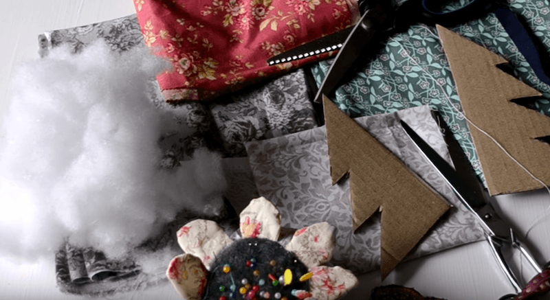 hacer arbolitos de navidad