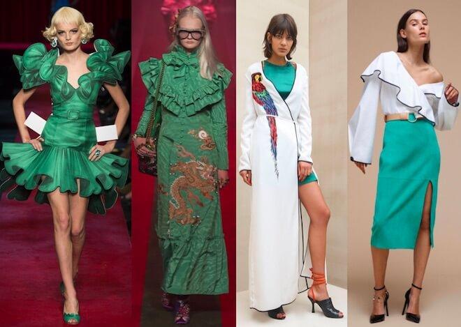 colores de moda primavera verano 2017