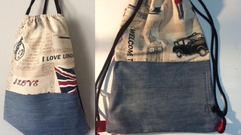 cómo hacer una mochila