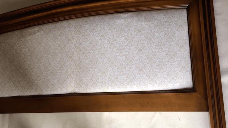C mo tapizar un cabecero con tela descubre qu f cil es - Tapizar un cabecero de cama ...