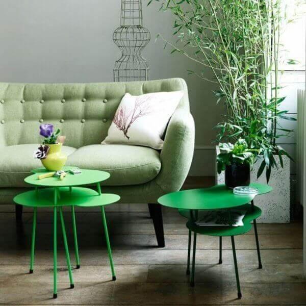 salones en verde