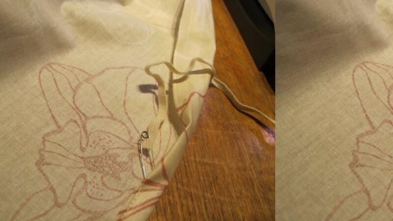 hacer una sábana ajustable