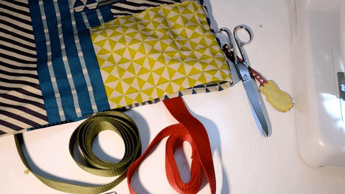 hacer un bolso mochila